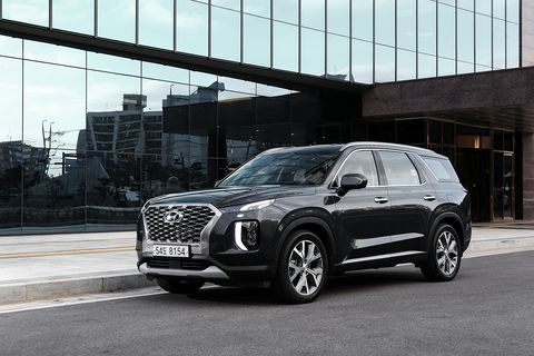 The 2020 Hyundai Palisade 3-row SUV will be on sale in the U.S. in summer 2019