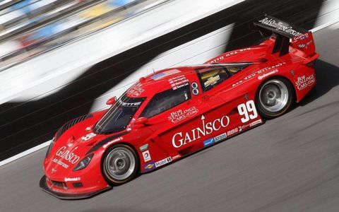 Jon Fogarty and Alex Gurney are expected to get plenty of seat time in the Rolex 24 in the the No. 99 car.