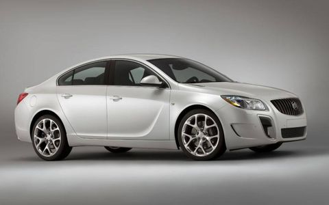 Driver's Log: 2011 Buick Regal GS