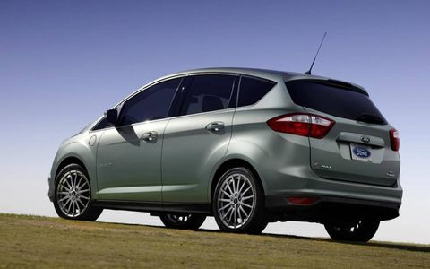 The Ford C-Max Energi