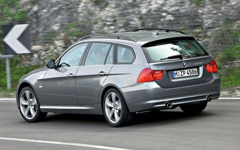Driver's Log: 2009 BMW 328i Sports Wagon