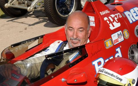 Bobby Rahal won the Indianapolis 500 and was a three-time champion in CART.