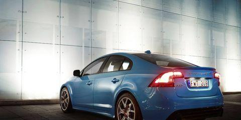 Volvo S60 Polestar Concept