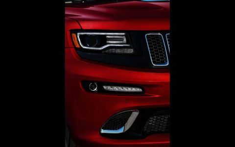 2014 Grand Cherokee SRT