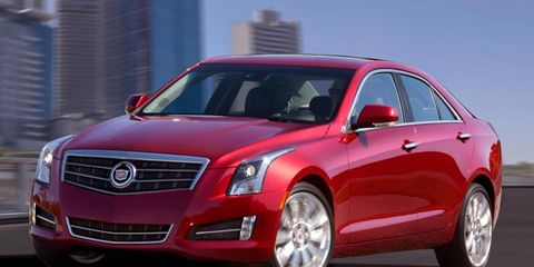 GM engineers spent five years developing the Cadillac ATS.