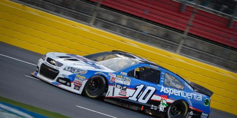 Danica Patrick is one of 11 Chevy drivers in Saturday night's All-Star Race field in Charlotte.