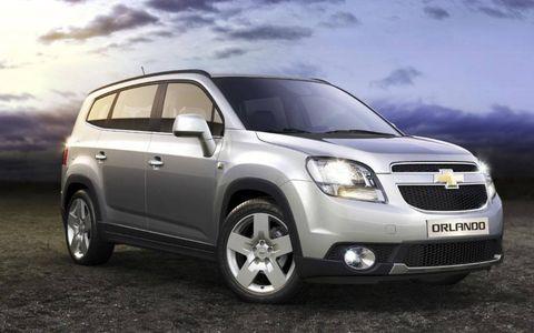 2011 Chevrolet Orlando - Redefining Family Transportation