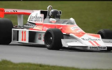 Constructing replicas of mid-1970s Formula One cars was on of the challenges that faced the film crew for Rush.
