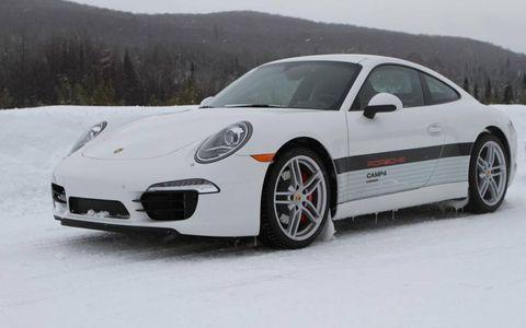 Porsche Winter Driving Experience