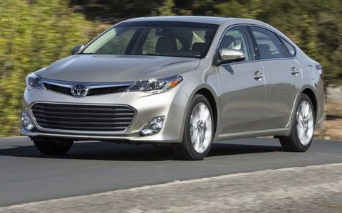 Toyota seeks a younger buyer wih the redesigned 2013 Avalon.