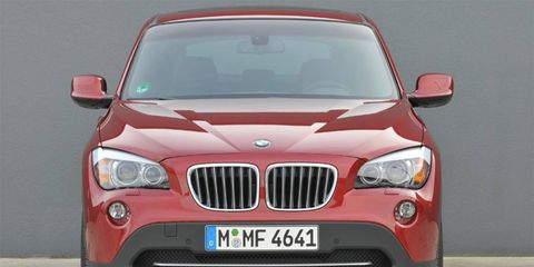 The upcoming BMW X1 will get a turbo four-cylinder engine when it arrives in the United States.