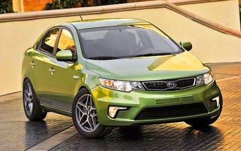 Kia Forte Hybrid