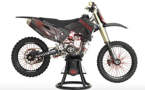 JGR MX motorcycle