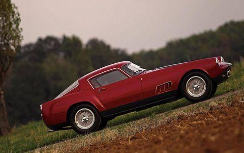 1959 Ferrari 250 GT 'Tour de France'