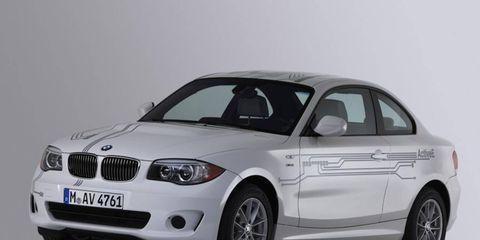 2012 BMW Activee