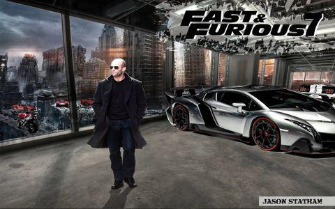Bad guy villain Jason Statham is really, really bad.