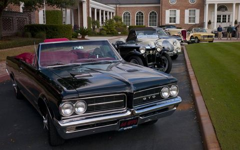 A 1964 Pontiac