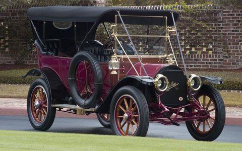 A 1911 Cadillac