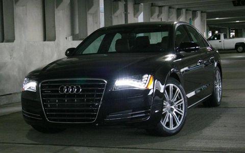 Driver's Log Gallery: 2011 Audi A8 4.2 FSI