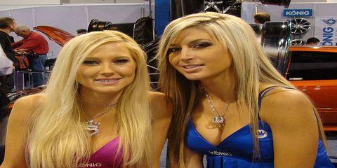 Girls of SEMA 2008