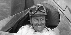 Jaguar test driver Norman Dewis