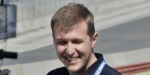 John Doonan now runs Mazda's motorsports unit in North America.
