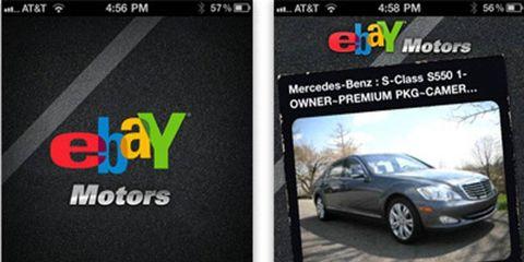 Ebay Motors App For The Iphone Debuts