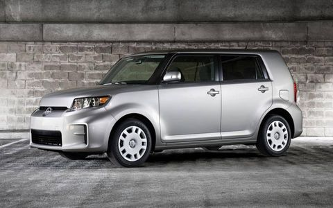 Keep in mind that there are some more refined vehicles than the Scion xB, but they won't come with this price tag.