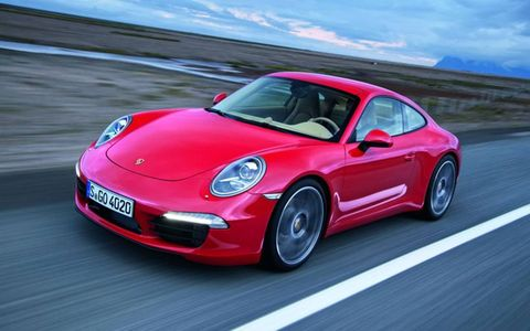 The 2012 Porsche 911 Carrera is definitely larger than its predecessors, but its styling retains many of the elements that have come to define the 911 family.