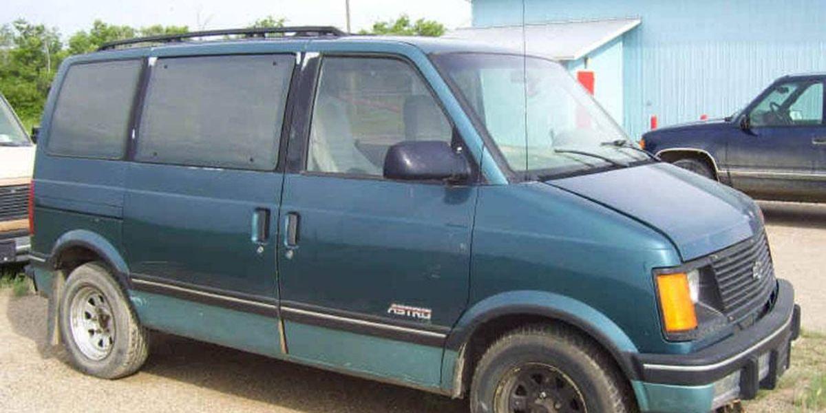 Classic Car Commercial 1985 Chevy Astro Van