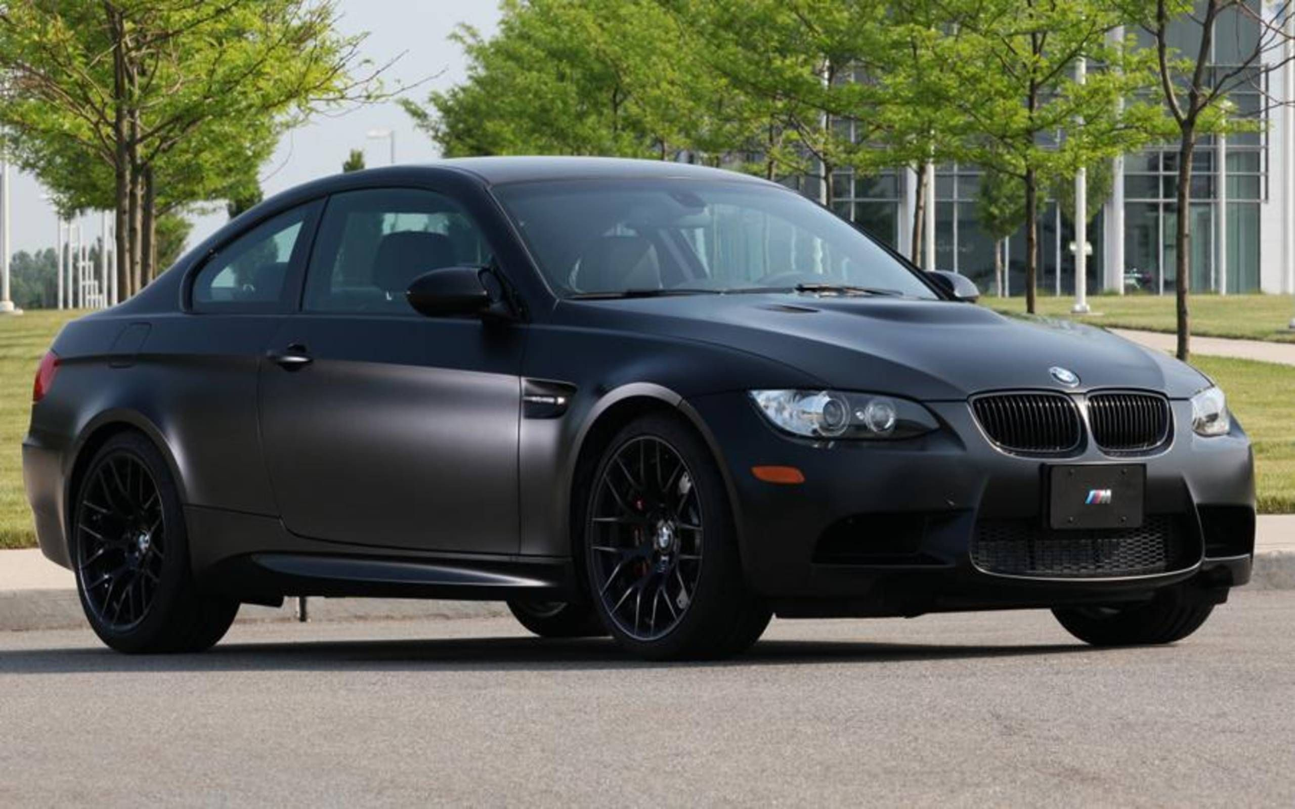 Bmw To Sell 19 Frozen Black Edition M3s In The U S