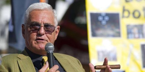 Former GM vice chairman Bob Lutz was honorary chairman of this year's Hilton Head Island Motoring Festival & Concours d'Elegance.