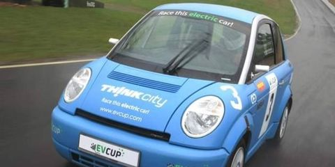 Think plans to keep building the two-seat City electric car.