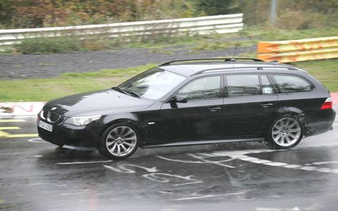 M5 Wagon is cool, and really moves out