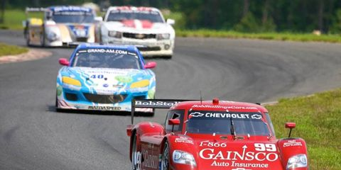 Grand-Am might get new race-car builders joining the series for the 2012 season.