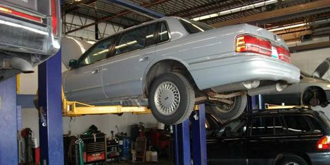 People are delaying car repairs to save money.