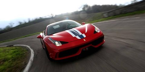 The Ferrari 458 Speciale is the successor to the Challenge Stradale and 430 Scuderia.