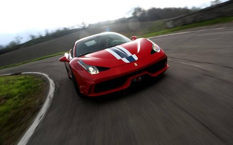 The Ferrari 458 Speciale is the successor to the Challenge Stradale and 430 Scuderia.