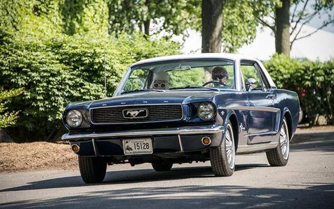 The first-generation Mustang is where it all began.