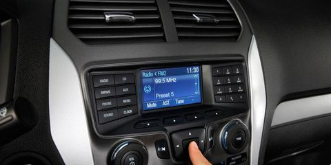 Sync will be a $295 option on most Ford vehicles.