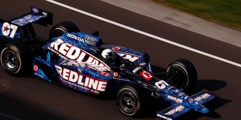 Tomas Scheckter and SH Racing rejoin the IndyCar series in September.