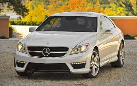 Mercedes-Benz CL 63