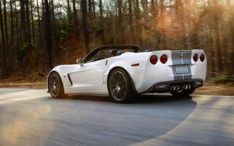 The raw, thrilling 2013 Corvette 427 convertible is the closest you'll get to driving a topless Z06.