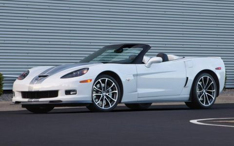 The 2013 Corvette 427 convertible was surprisingly, though not artificially, quiet on the road. We liked hearing the engine, but also liked carrying on conversations.