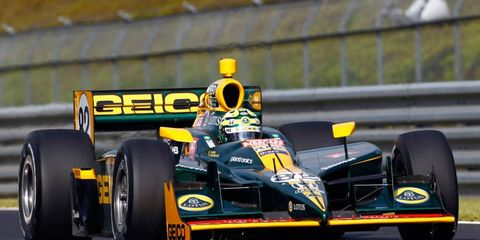 Tony Kanaan takes exception to Danica Patrick's comments about Brazilian drivers.