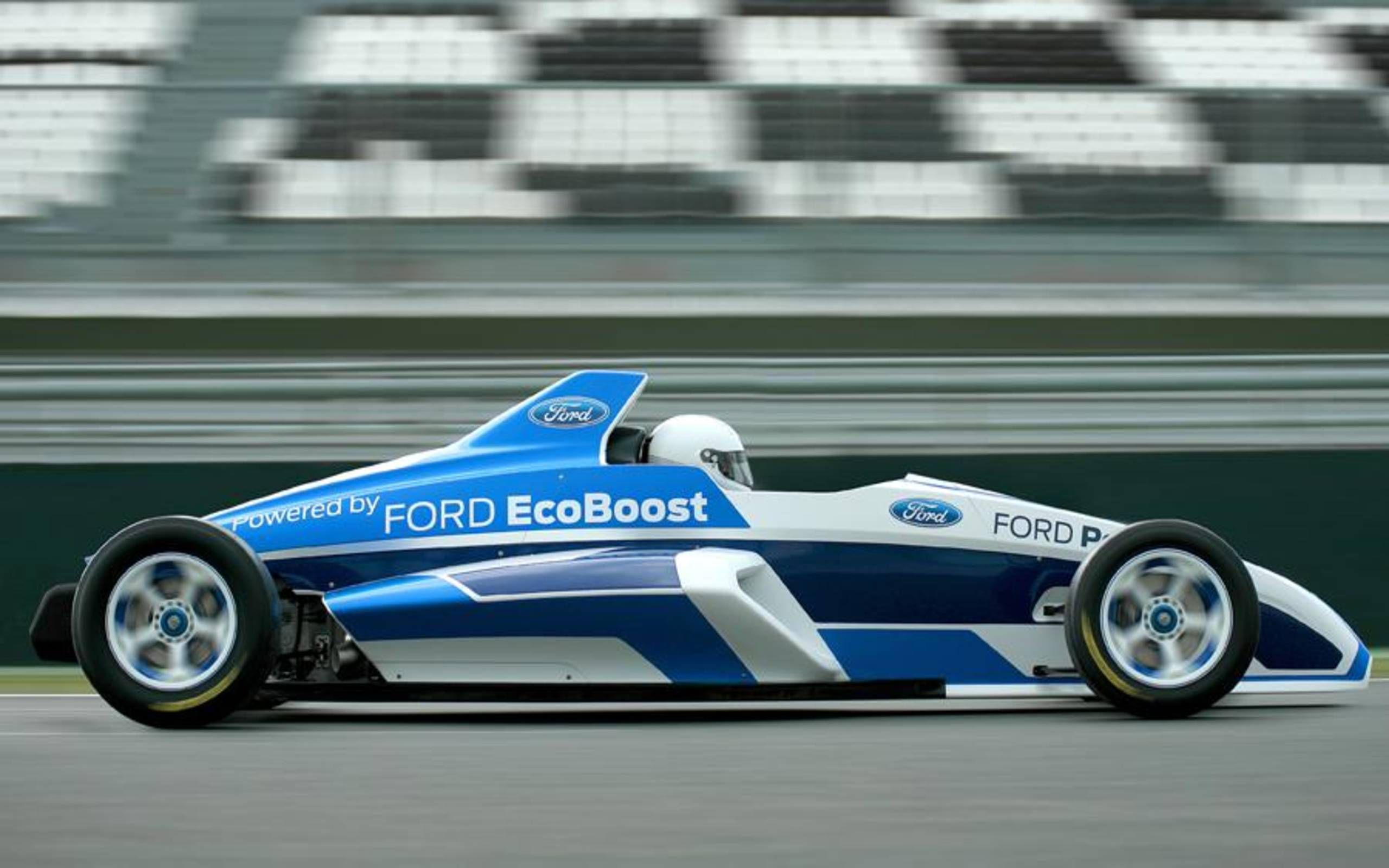 Ford Unveils New Formula Ford Race Car