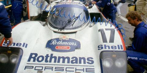 Porsche racing cars with Andial engines were hard to beat in the 1980s and 1990s.