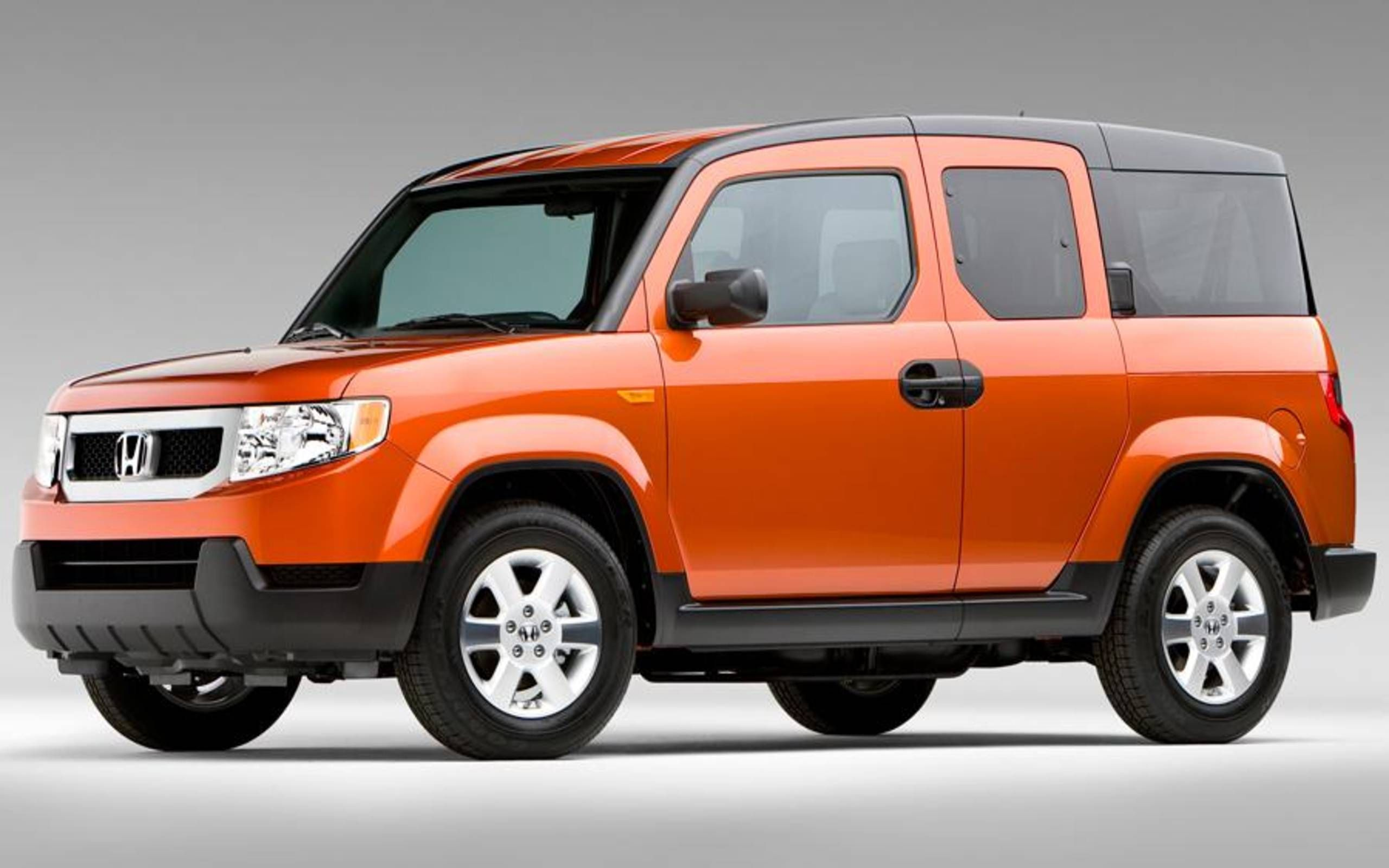 2011 Honda Element Ex An Autoweek Drivers Log Car Review
