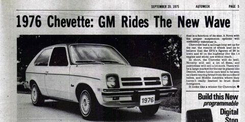 """A look into the past with """"This day in Autoweek history."""""""