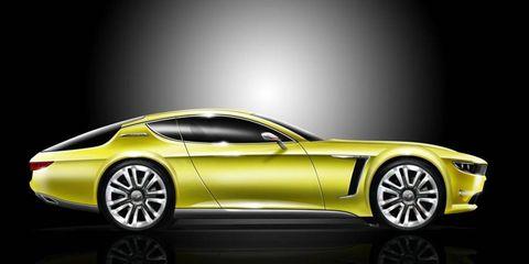 British firm CPP plans a modern interpretation of the Jensen Interceptor grand-touring car.